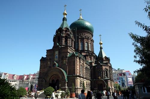 哈尔滨--圣索菲亚教堂3