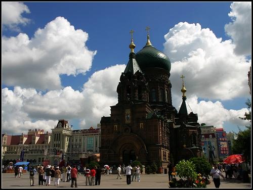 哈尔滨--圣索菲亚教堂5