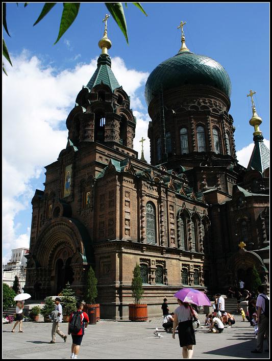 哈尔滨--圣索菲亚教堂6