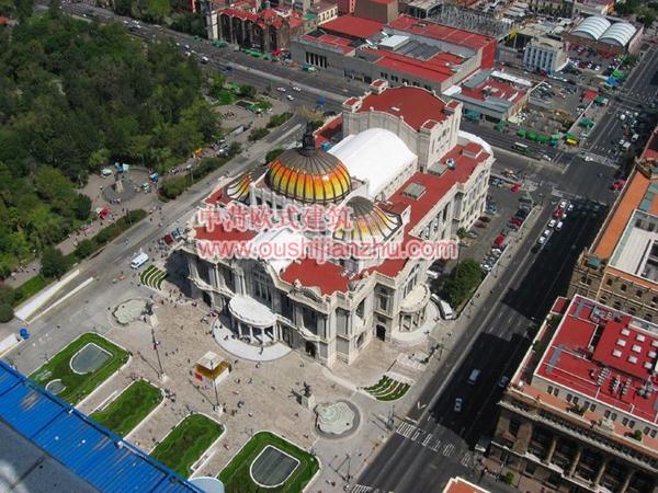 墨西哥国家宫