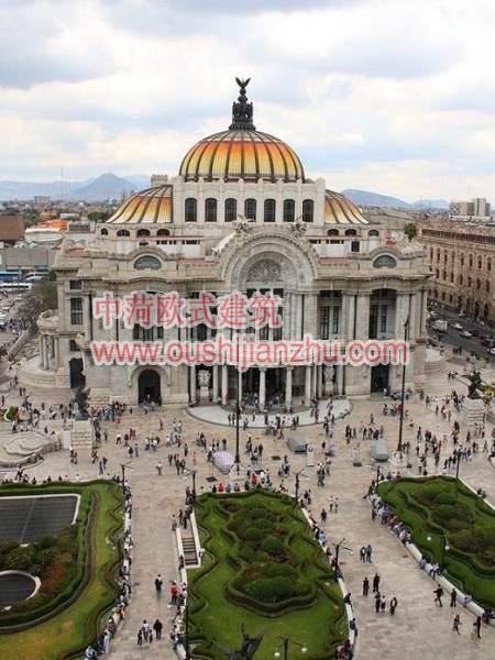 墨西哥--国家宫