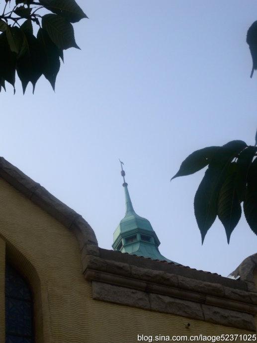 青岛基督教堂2