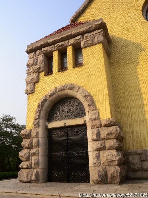 青岛基督教堂1