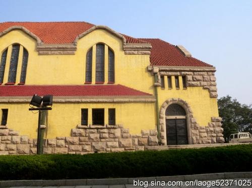 青岛基督教堂8