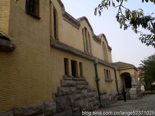 青岛基督教堂7