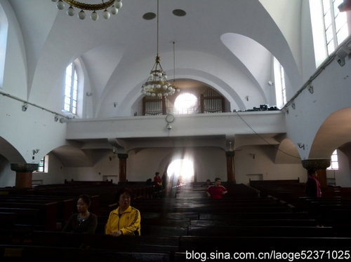 青岛基督教堂10