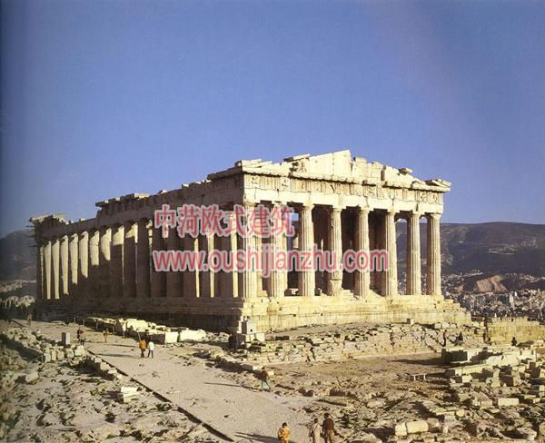 雅典帕提农神庙