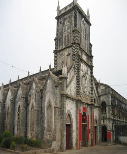 涠洲岛—天主教堂