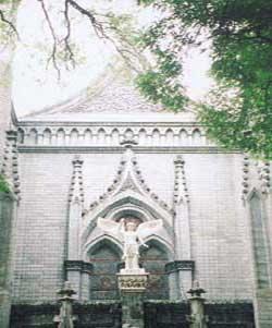 圣米厄尔教堂1