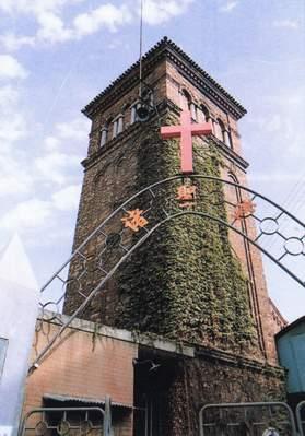 上海宗教圣地诸圣堂2