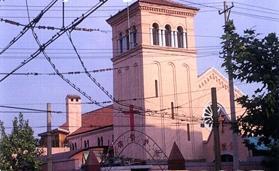 上海宗教圣地诸圣堂1