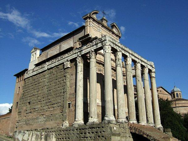 古希腊建筑