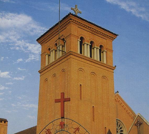 上海宗教圣地诸圣堂4