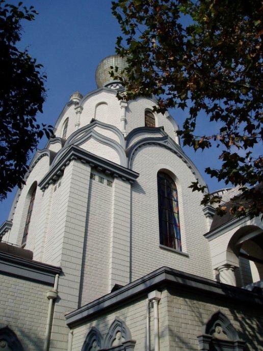 皋兰路东正教堂