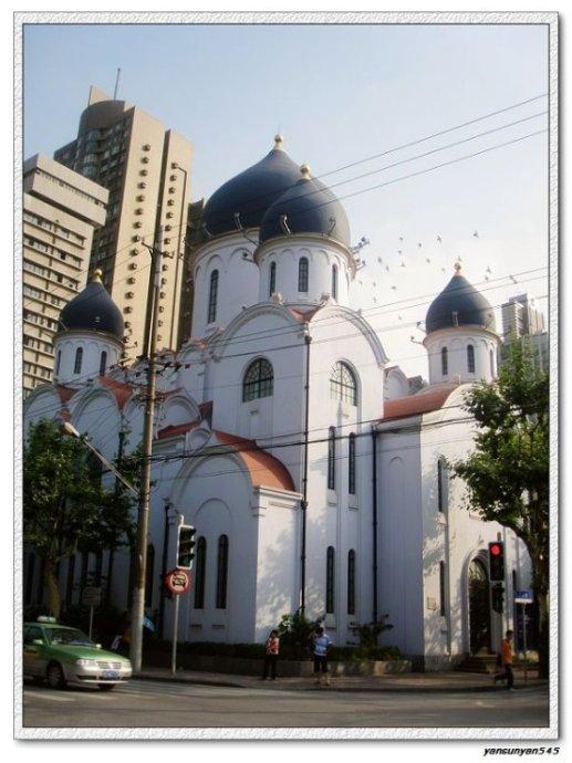 现在的新乐路圣母堂