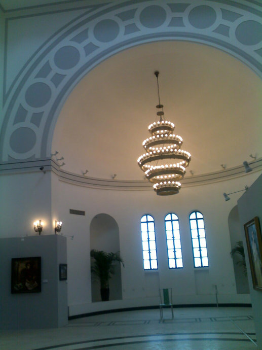 新乐路圣母堂内景