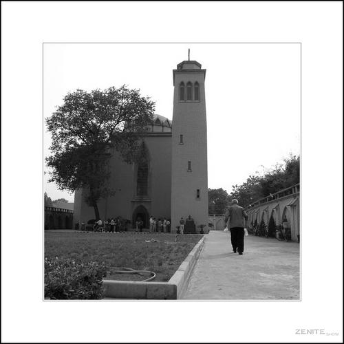 上海天主教堂-息焉堂2