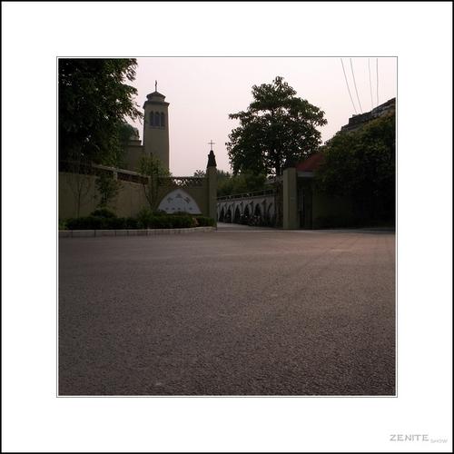 上海天主教堂-息焉堂