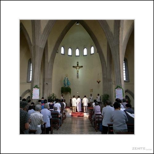 上海天主教堂-息焉堂4