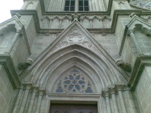 广州石室教堂_石室耶稣圣心堂6