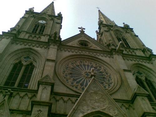 广州石室教堂_石室耶稣圣心堂4