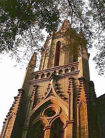 上海佘山天主教堂2