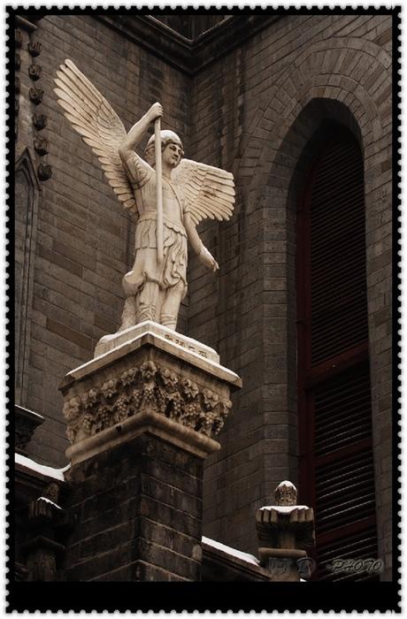 上海佘山天主教堂7
