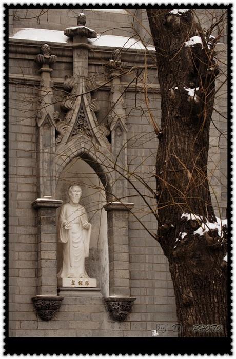 上海佘山天主教堂5