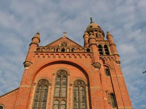 上海佘山天主教堂10