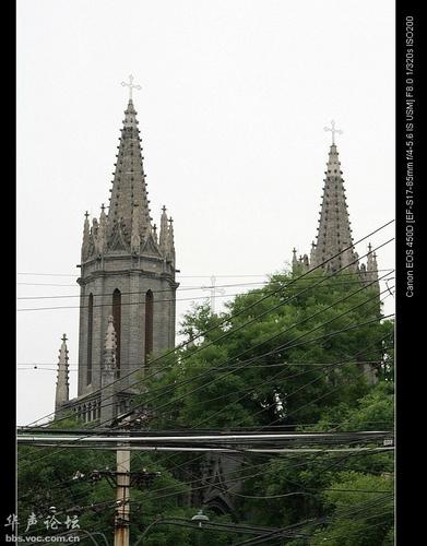 上海佘山天主教堂12