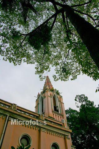 广州天主教堂露德圣母堂1