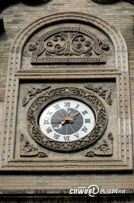 西安五星街天主教堂8