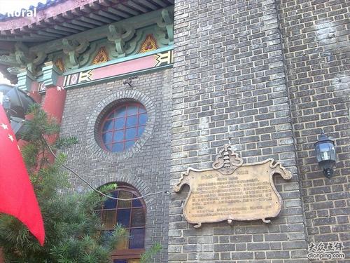 上海近代百年的基督教堂:上海鸿德堂3