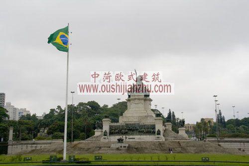 巴西圣保罗独立纪念碑