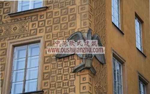 波兰华沙建筑装饰
