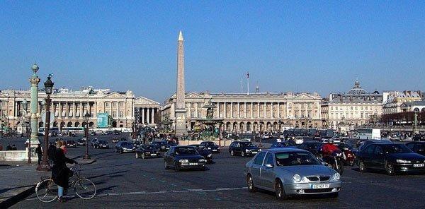 法国古典主义建筑-协和广场4