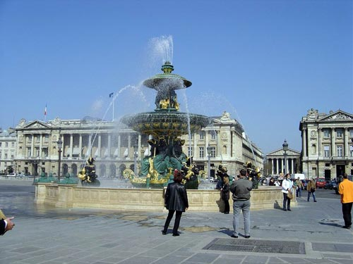 法国古典主义建筑-协和广场