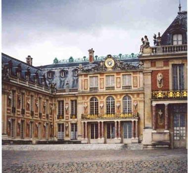 法国古典主义建筑-凡尔赛宫
