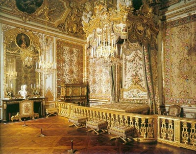 凡尔赛宫的王后居室