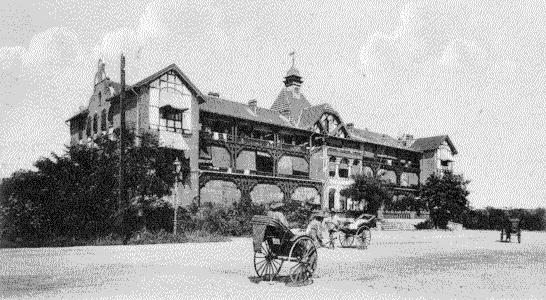 青岛海滨旅馆