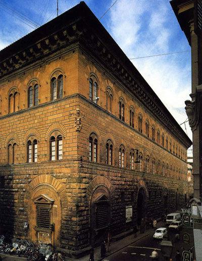 佛罗伦萨美第奇官邸