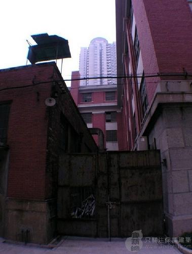 中科院上海冶金研究所元培楼、杏佛楼6