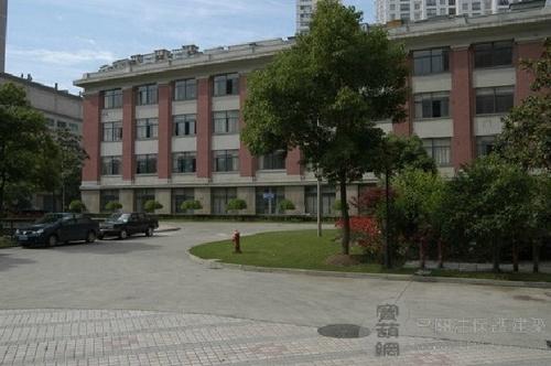 中科院上海冶金研究所元培楼、杏佛楼9
