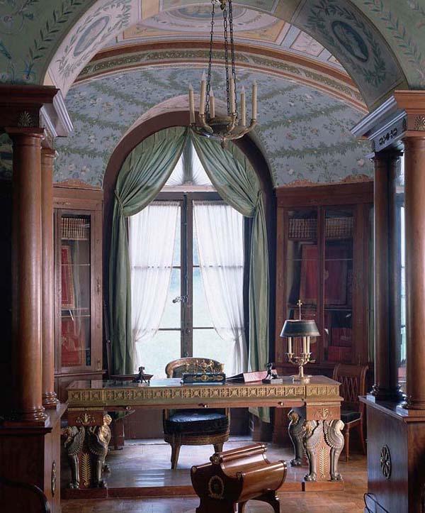 古典风格室内设计1