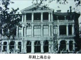早期上海总会