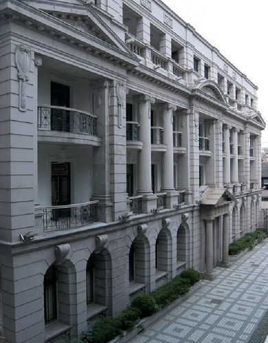 盐业大楼(原盐业银行)5