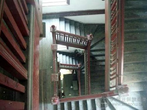 市残联大楼(原大清银行)2