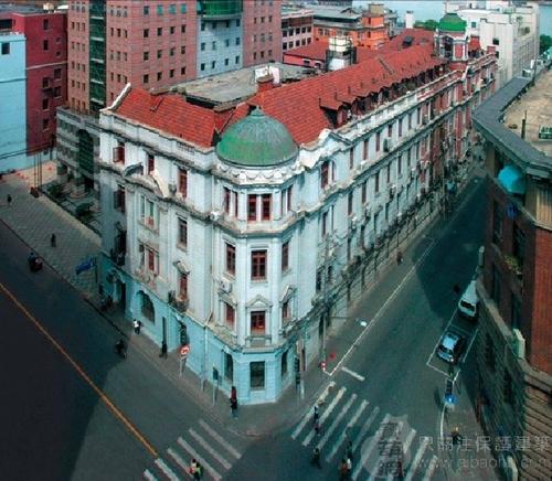 市残联大楼(原大清银行)5