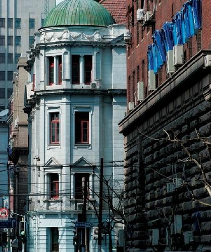市残联大楼(原大清银行)4