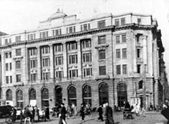 早期上海怡和洋行大楼